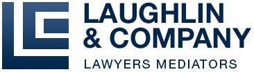 laughlin and company accident lawyers logo